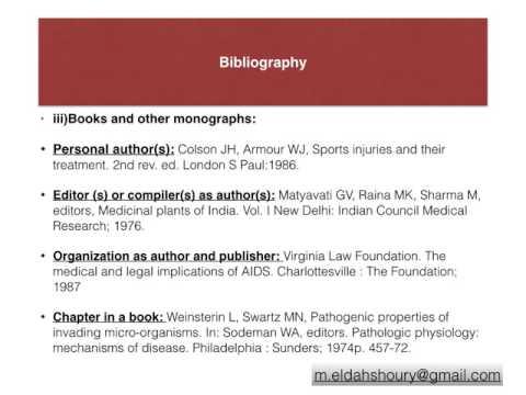 thesis protocol in medicine