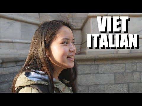 Vietnamese Italian Girl's Life in Milan + Italian Pho? (Viet Kieu Y)