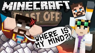 Minecraft Mods - Blast Off! #90 WHERE IS MY MIND?