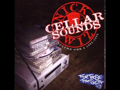 Nick Wiz – Cellar Sounds Volume 1: 1992-1998 [Full Album] 2008
