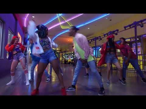 FINESSE (Remix) - Bruno Mars ft Cardi B Dance | Prodigy Dance Crew | Amari Smith Choreo