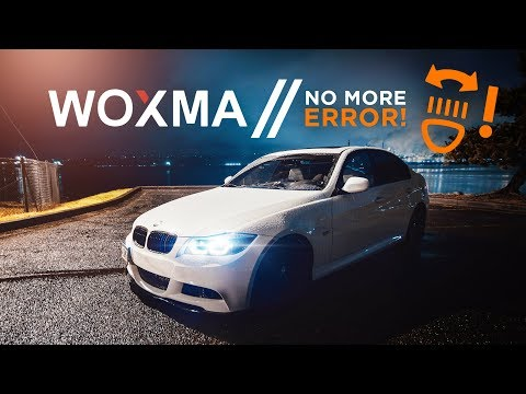 WOXMA Led Bulbs // How to Disable