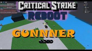 Roblox Critical Strike Rework   Gunning With Gunner
