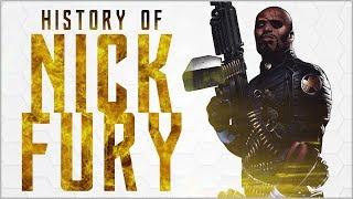 Nick Fury Details