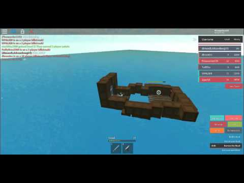 Roblox Whatever Floats Your Boat|Ep 1