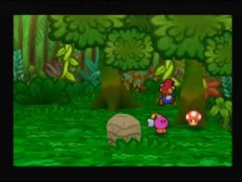 Paper Mario Walkthrough 53 Raphael The Raven YouTube