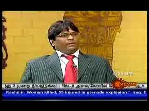 Jaiganesh - Sun Tv Interview Part 6