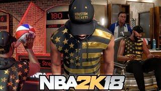 Video NBA 2K18 MY CAREER - EXPLORING THE NEIGHBORHOOD! Mini Basketball, Barbershop, Foot Locker Ep. 1 download MP3, 3GP, MP4, WEBM, AVI, FLV September 2017