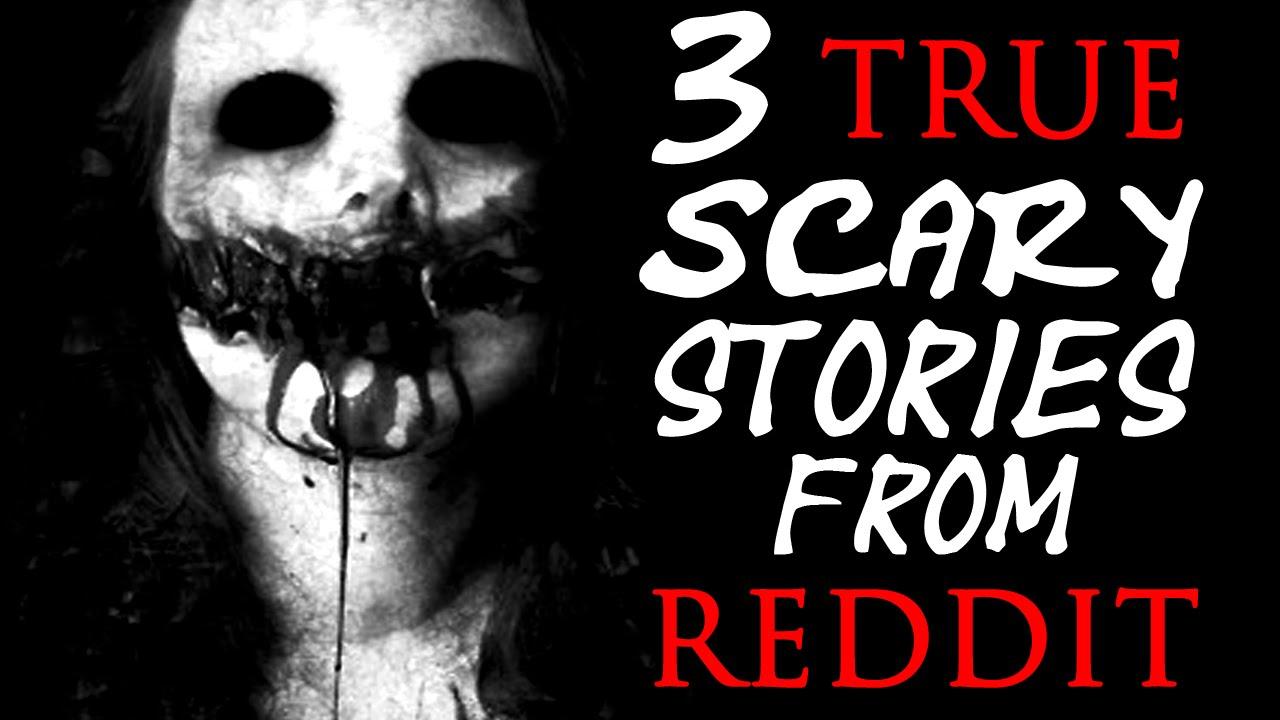 Scary Stories Reddit
