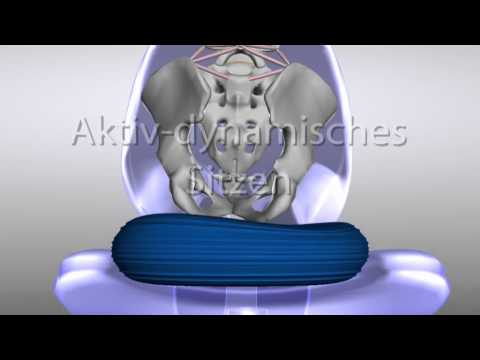 Video: Togu® Dynair® Ballkissen® Senso Ball Cushion