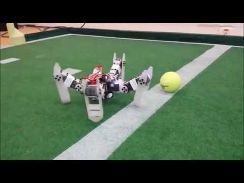 Metabot: open-source legged robotics platform