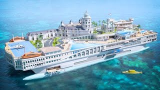 15 Most Expensive Floating Homes In The World