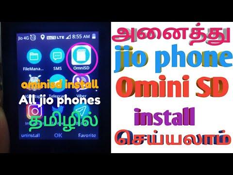 Jio Phone Omnisd App Download