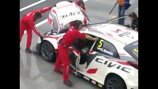WTCC 2016 Hungaroring - Honda - Michelisz