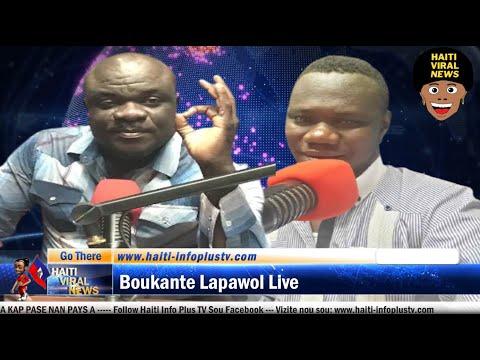 🔴Boukante Lapawòl Live 13 Juillet 2021 sou Radio Mega avec Guerrier Henry, Jean Ismael Valestin