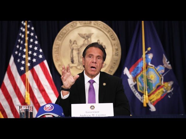 WHY is Andrew Cuomo Getting an Emmy ????