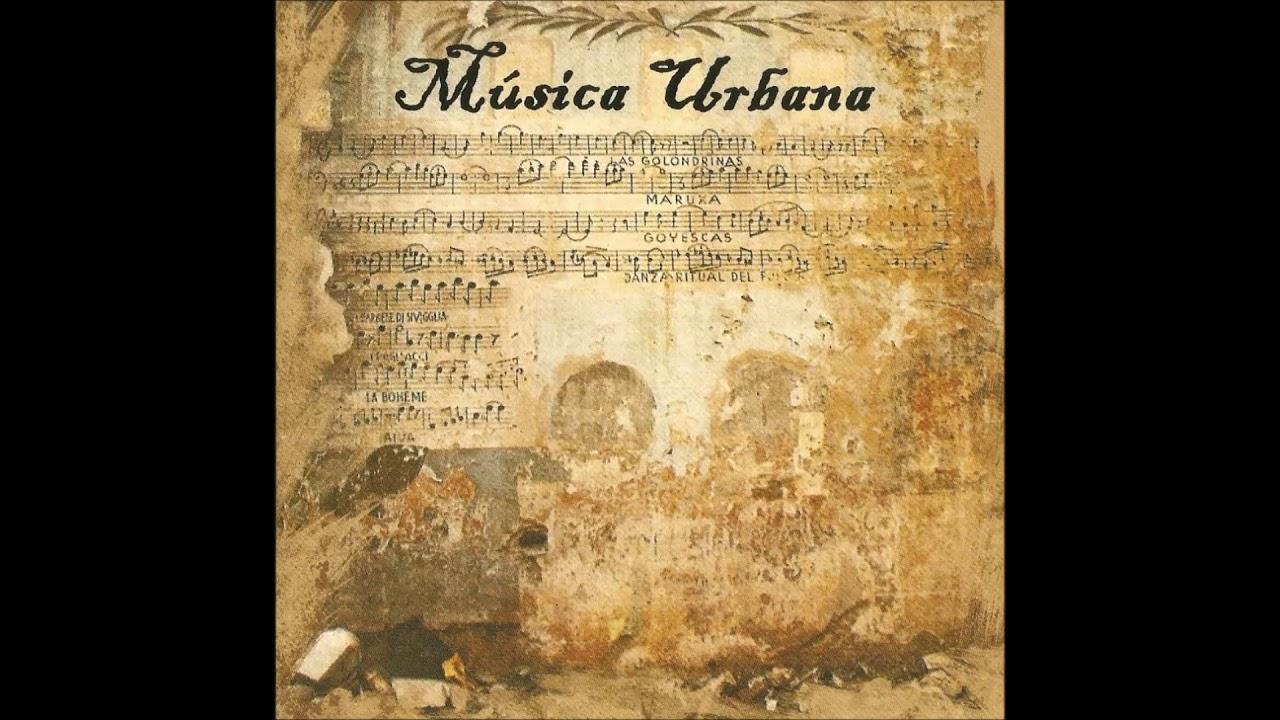 Música Urbana Música Urbana 1976 Youtube