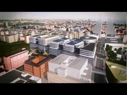 Nya Karolinska Solna - framtidens sjukhus