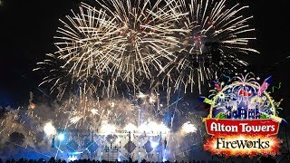 Alton Towers Ultimate Fireworks Spectacular 2019