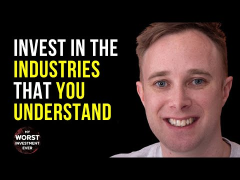 Angel Investors Should Invest in What They Know | James Mulvany