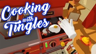 "[ASMR] Cooking with Tingles: A Softly Spoken ""Job Simulator"" Cooking Show"