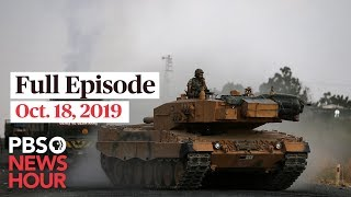 PBS NewsHour West live show October 18, 2019