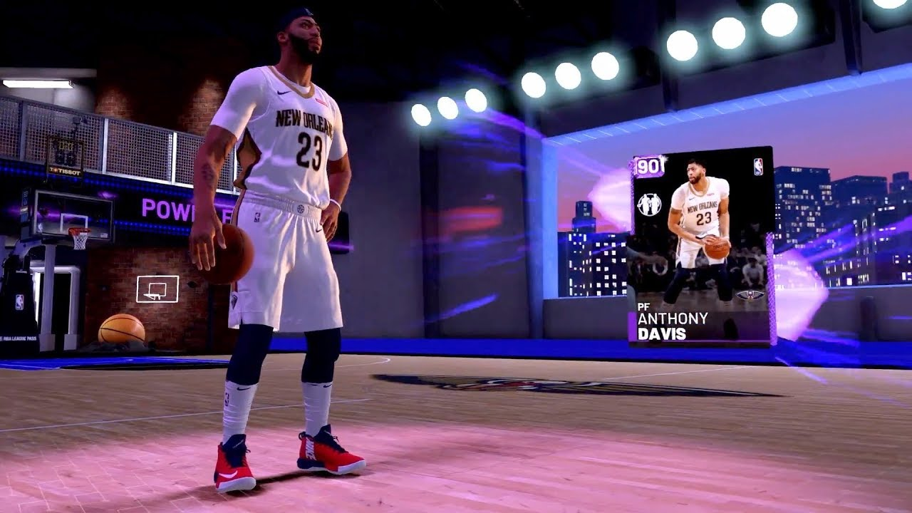 NBA 2K19 - MyTEAM New Look, 3v3 Gameplay Trailer