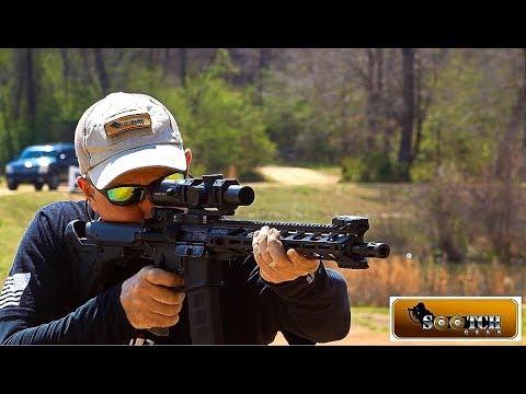 """AR Rifle Length Gas System 16"""" Barrel Dynamic Defense"""