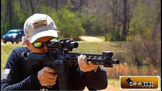 AR Rifle Length Gas System 16 Barrel Dynamic Defense