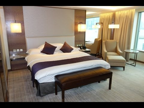 InterContinental Grand Stanford Hong Kong, Premier Harbour View Suite