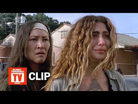 The Walking Dead S09E07 Clip | 'Earning Michonne's Trust' | Rotten Tomatoes TV