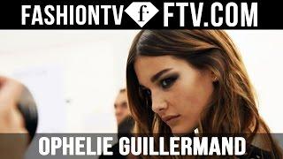 Model Talks S/S 2016 - Ophelie Guillermand | FashionTV