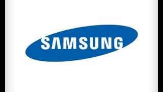 Samsung Sound Bar set up