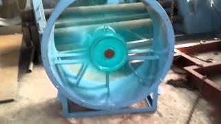 Осевой вентилятор в корпусе с фланцами(, 2015-03-28T12:22:23.000Z)