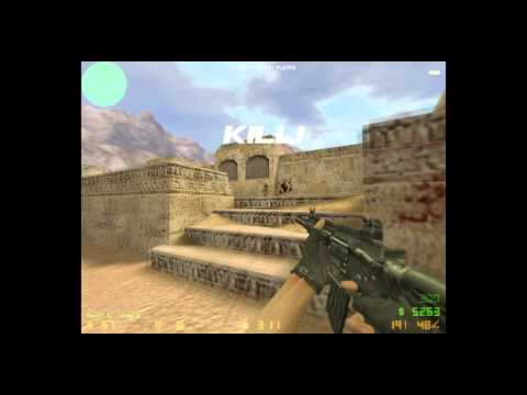 [Counter Strike Xtreme V6] Zombie Scenario Mode Gamepla... | Doovi