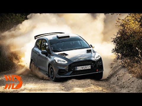 M-Sport Creates World's First Rally3 Car...