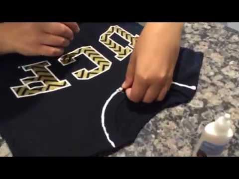 DIY UCF T-Shirts