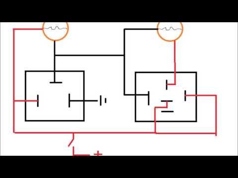 WIGWAG schema YouTube – Wig Wag Wiring Diagram