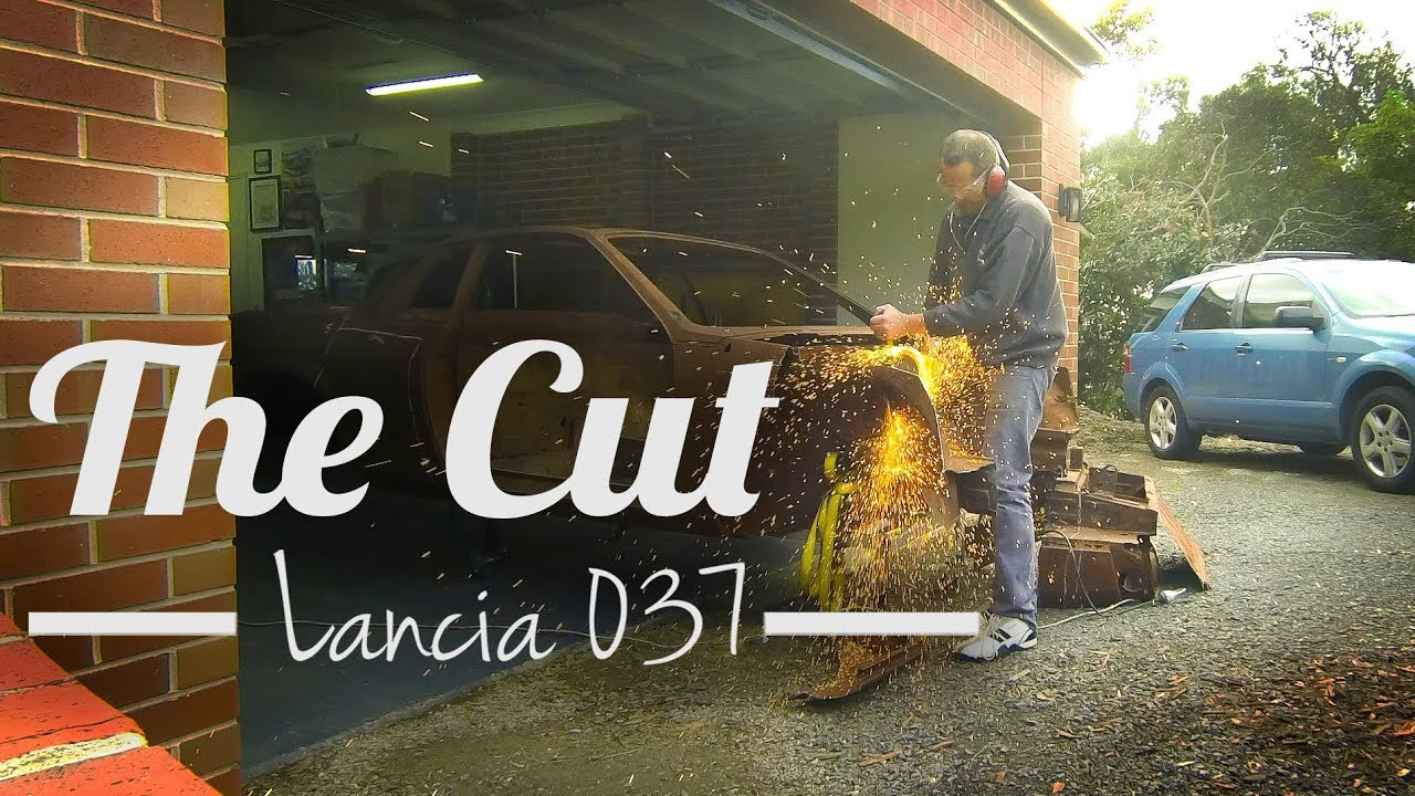 Lancia Rally 037 Episode 2 - The Cut