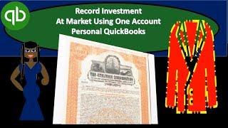 QuickBooks - Recording Investment