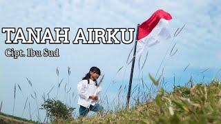 TANAH AIRKU - IBU SUD (COVER ESHELLA OFFICIAL)