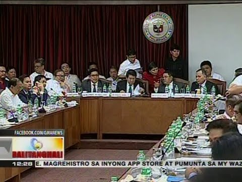 NTVL: Pagdinig ng House Committee on Justice kaugnay sa ille