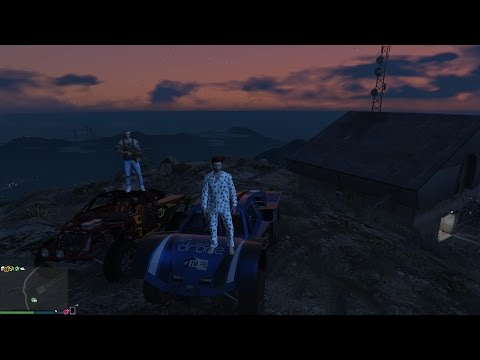 Grand Theft Auto V Hardcore Offroad cu Robert
