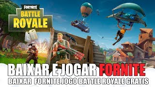 #22-Comment installer et jouer Fortnite Battle Royale 2019-Free (FACIL)