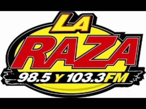 Enmascarado De La Raza 98.5 y 103.3 FM - YouTube