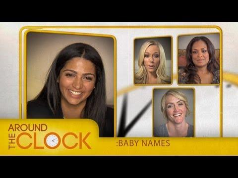 Baby Names I Around the Clock I Everyday Health