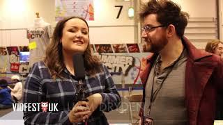 Liam Dryden & Chloe Dungate | Vidfest Diaries Series 6 Ep 10 | #mcmLDN17