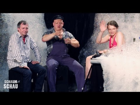SCHAUMSCHAU # 5 - Rummelsnuff (Bratwurstzange), Wolfgang Müller (Die tödliche Doris, Subkultur)