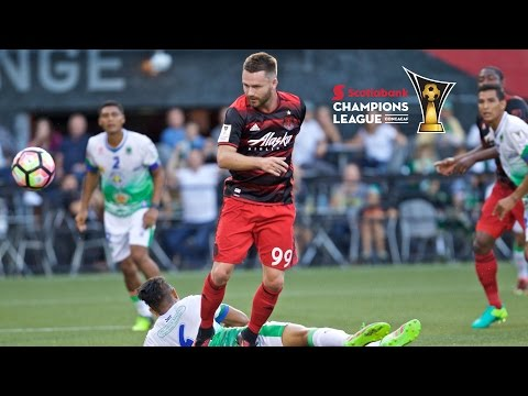 Portland Timbers 2, C.D. Dragón 1 | CONCACAF Champions League Match Highlights