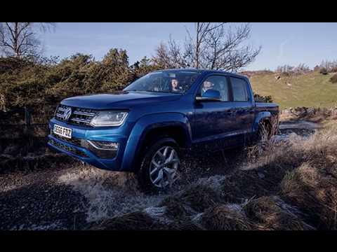 The new Volkswagen Amarok | Product Features | Volkswagen Commercial Vehicles UK